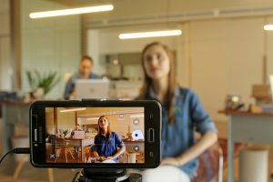 applications de montage vidéo pour iOS et Android