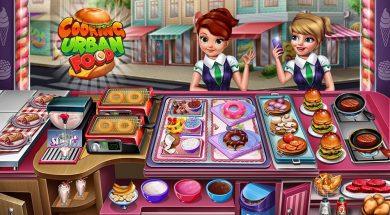 jeux de cuisine pour Android