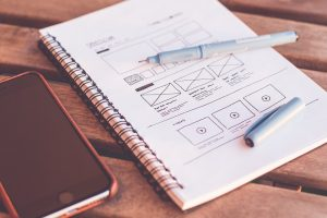 outils gratuits de création de maquettes pour sites web