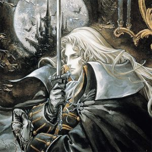 Castlevania Symphony of the Night jeu rétro de Konami