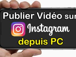 Comment mettre une vidéo sur instagram depuis un pc comment publier une vidéo sur instagram depuis un pc partager une video sur instagram publier video instagram pc