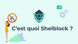 Shelblock logiciel pour bloquer les pubs
