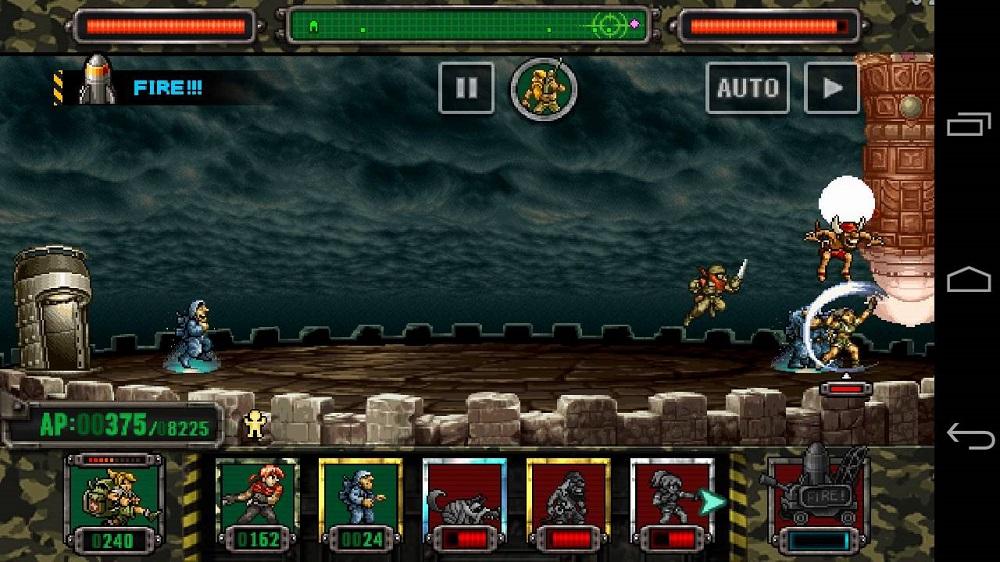 jeux rétro pour Android