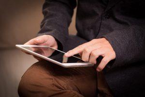 tablette professionnelle