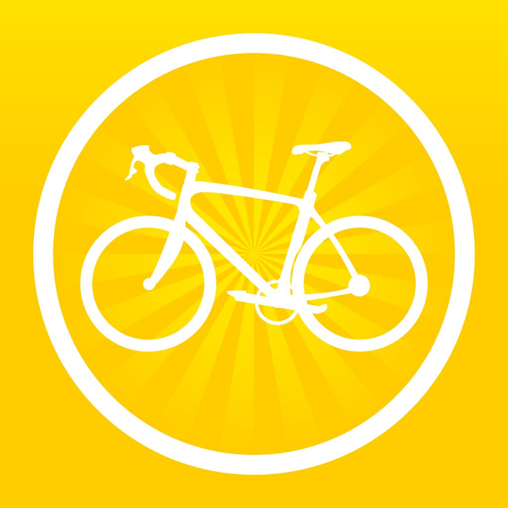 Cyclemeter application compteur de vitesse vélo