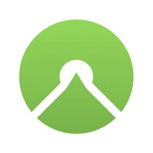 Komoot application de compteur de vitesse Google Maps