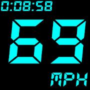 Speedometer et Odometer application pour mesurer la vitesse d'une voiture