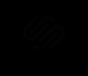 SquareSpace logo design