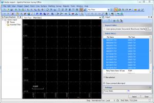 Survey office Spectra Geospatial