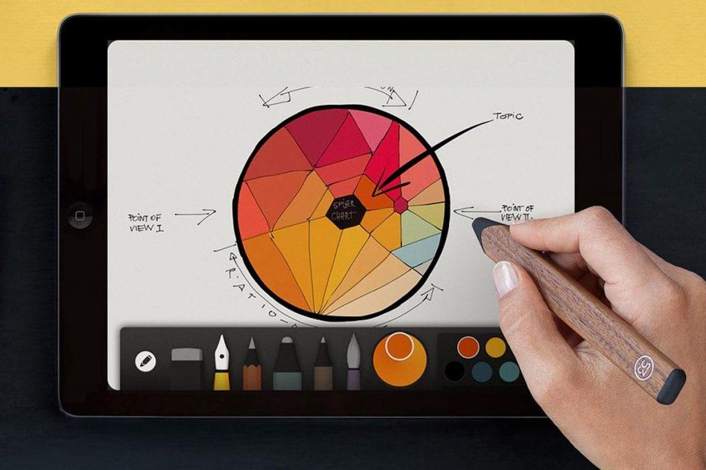 applications de dessin pour iPad