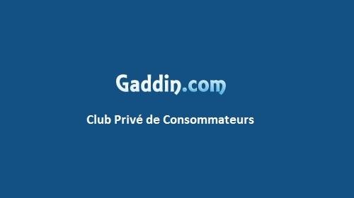 Gaddin sondages rémunérés sérieux