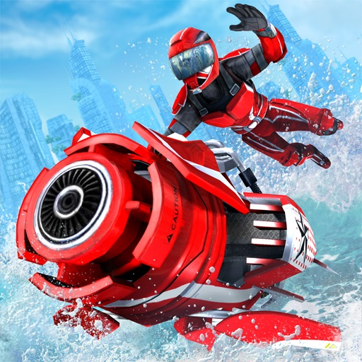 Riptide GP Renegade jeux action android