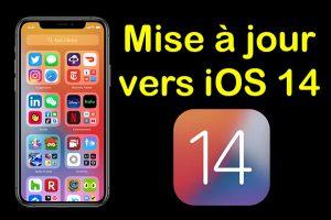 comment faire la mise à jour ios 14 sur iPhone comment avoir la mise a jour ios 14 comment l installer ios 14 télécharger ios 14 derniere mise a jour ios derniere version ios