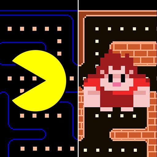 PAC-MAN Ralph Breaks the Maze