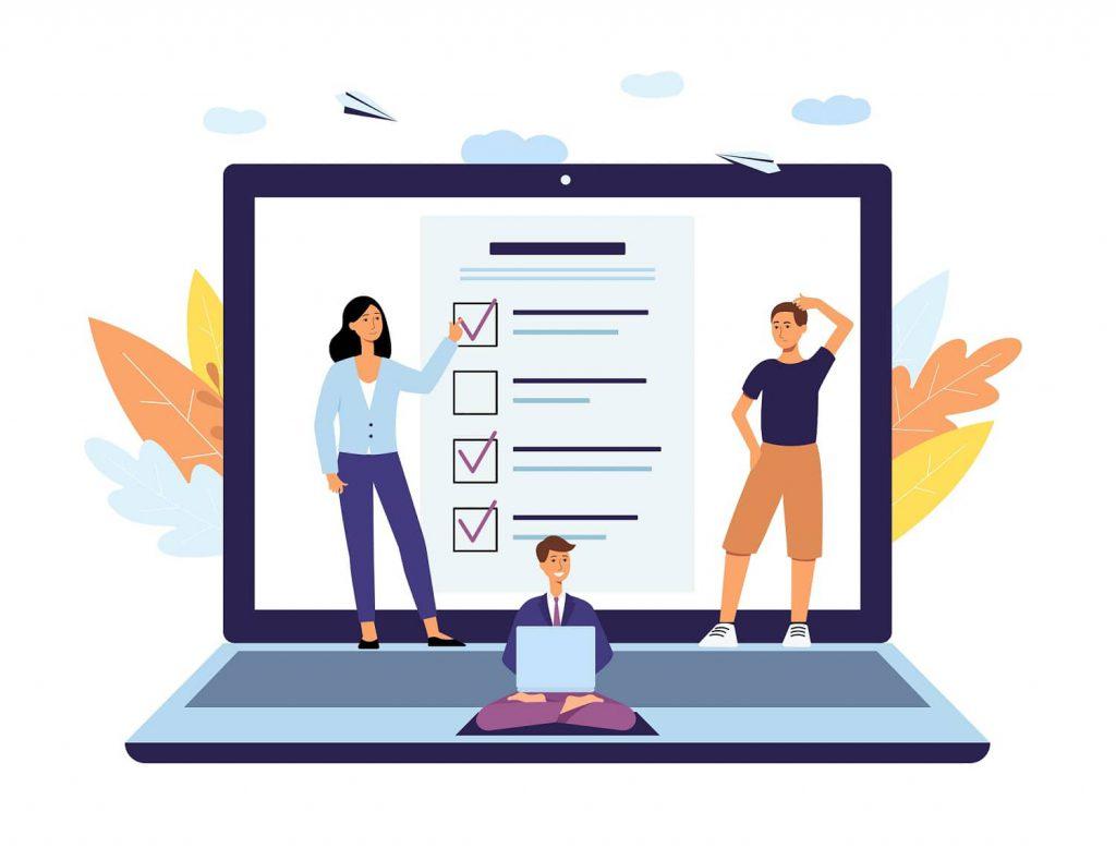 créer un questionnaire en ligne avec Drag'n Survey
