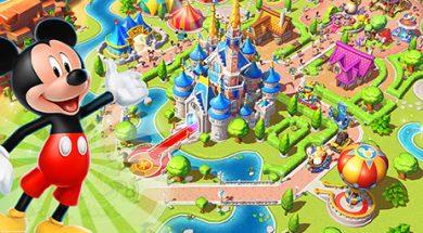 meilleurs jeux Disney pour Android