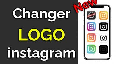 Comment changer le logo Instagram comment changer icone Instagram android changer logo Instagram android 10 ans instagram anniversaire instagram