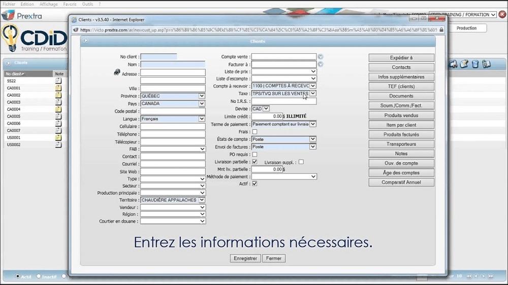 PREXTRA quel est le meilleur logiciel de comptabilité gratuit