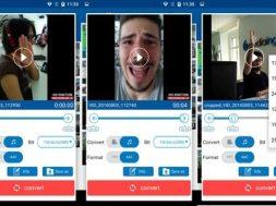 meilleures applications gratuites de conversion vidéo pour Android
