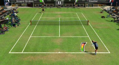 meilleurs jeux de tennis pour Android