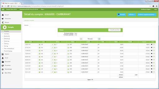 Compta com comptabilité facile gratuit