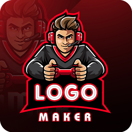 Logo Esport Maker logo application