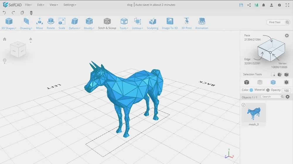 Tinkercad logiciel imprimante 3d gratuit