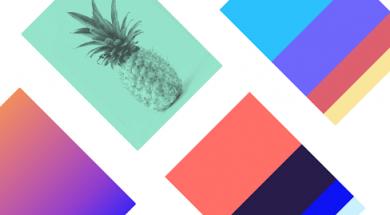 outils de dégradés de couleurs