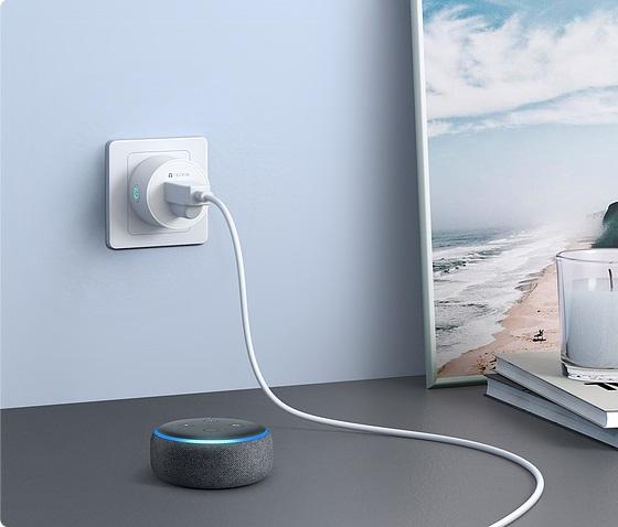prises électriques connectées