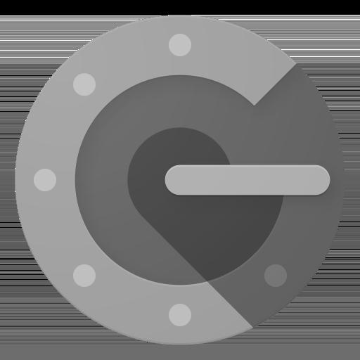 Google Authenticator application double authentification