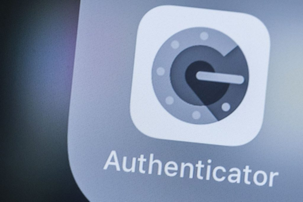 applications authentification à deux facteurs