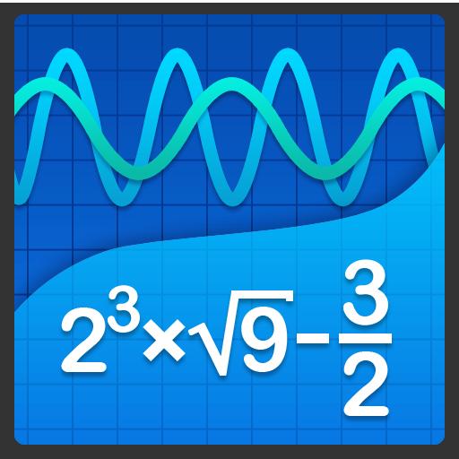 Graphing Calculator application calculatrice scientifique