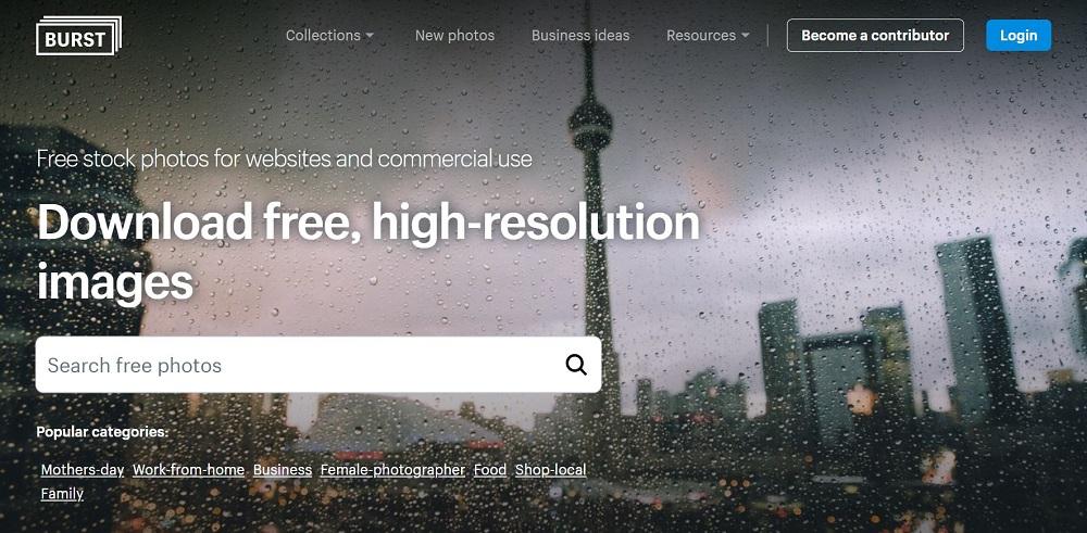 Burst photos libres de droit gratuites
