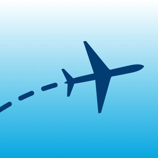 FlightAware carte des avions en vol