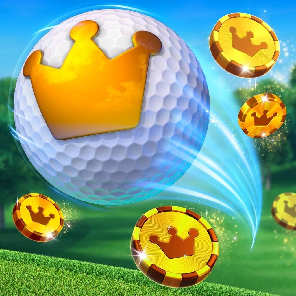 Golf Clash meilleur jeux facebook multijoueur