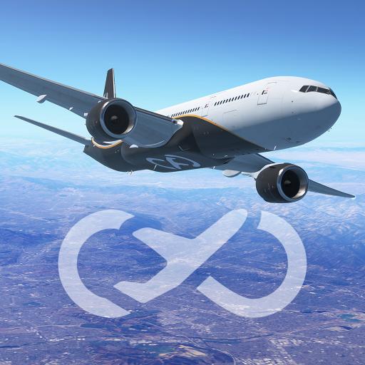 Infinite Flight jeux avion simulation