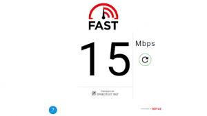 sites web pour tester la vitesse de votre connexion internet
