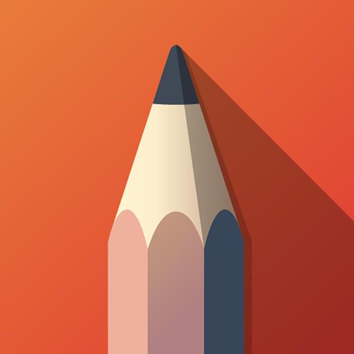 Autodesk SketchBook application pour dessiner gratuit