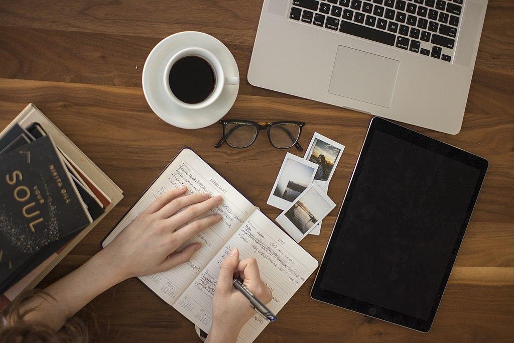 applications de journal intime