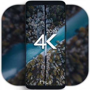 4K Wallpapers application fond écran android