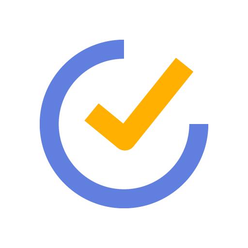 TickTick gestion d'emploi du temps