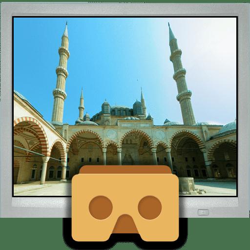 Sites in VR
