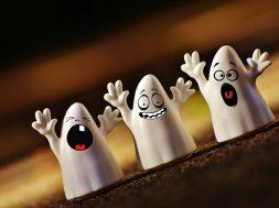 applications et jeux mobiles pour Halloween
